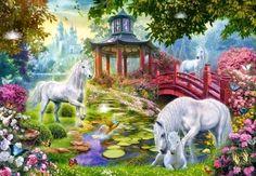 Unicorn Summer, 1500 palaa