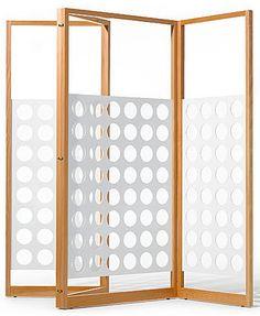 Contemporary screen - by Egon Eiermann - Richard Lampert