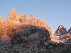 """Rifugio Brentei""  Dolomites - Trentino  http://www.visittrentino.it/it/outdoor"