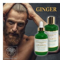 Anti-Hair Loss Ginger & Saw Palmetto Shampoo & Scalp Treatment Hair Growth Botanical RestorationEXTRA STRENGTH  FIGHTS HAIR LOSSSTOPS SMELLY SCALPNATURAL DHT BLOCKERALOPECIA PREVENTION       Strongest known botanical hair-loss fighting bio-active components: Zingiberene, which can contribute up to 30% of the essential oil in Ginger rhizomes; and Curcumin from Turmeric Essential Oil  VEGAN ORGANIC NATURAL SLS-FREE  Check out our website to learn everything about our natural hair growth Check…