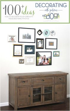 Family Photo Gallery Wall - Capturing Joy with Kristen Duke