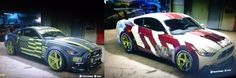 Me and my friend had a contest (again) on who can create the best looking car in 15min pls answear in the comments:) #games #globaloffensive #CSGO #counterstrike #hltv #CS #steam #Valve #djswat #CS16