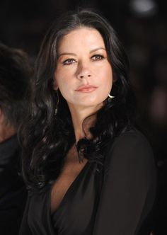Catherine Zeta-Jones Photos Photos - Actress Catherine Zeta Jones attends the Michael Kors Spring 2013 fashion show during Mercedes-Benz Fashion Week at The Theatre at Lincoln Center on September 12, 2012 in New York City. - Michael Kors - Front Row - Spring 2013 Mercedes-Benz Fashion Week