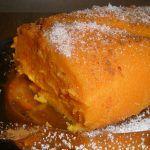 Torta Cenoura-Laranja