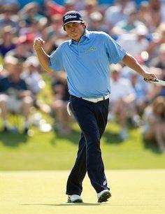 Jason Dufner... Favorite golfer