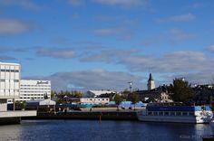 Oulujoki, Finland