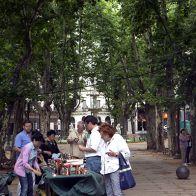 Ciudad Vieja de Montevidéu