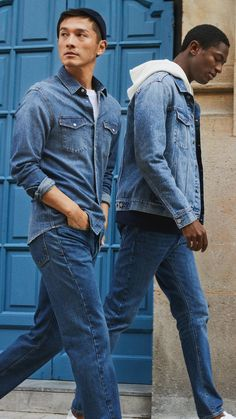 797be47732 For those of you who wear jeans regularly — your next step is to wear denim