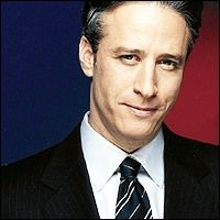 Jon Stewart--the voice of my generation. Well, for a lot of us.