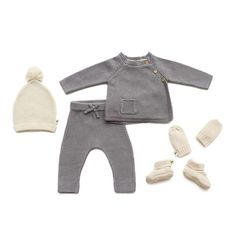 Monica + Andy:Box,The Little Darling Snuggle Bundle Uncommon Gifts, Baby Needs, Little Darlings, Head To Toe, Snuggles, Mittens, Knitted Hats, Rompers, Booty