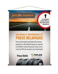 Banner Pneus Bahia