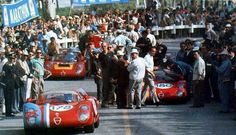 Targa Florio 1968 Teddy Pilette/Rob Slotemaker
