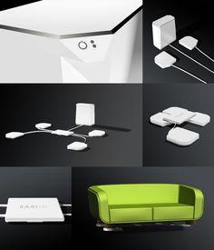 自宅を簡単に4Dシアター化することができる「Immersit」を紹介する。