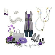 Erica's Fashion Boards, featuring Premier Designs Jewelry. ❤ liked on Polyvore
