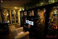 comic book statue custom cabinets - Google Search