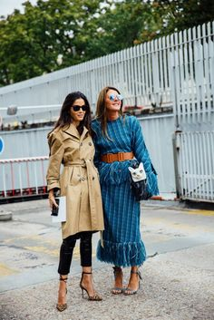 STREET STYLE LESSONS FROM FASHION MONTH!