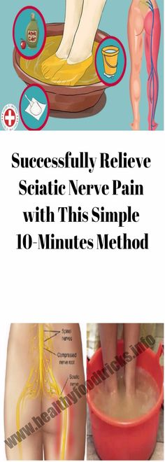 SUCCESSFULLY RELIEVE SCIATIC NERVE PAIN WITH THIS SIMPLE 10-MINUTES METHOD – Healthy Food Tricks