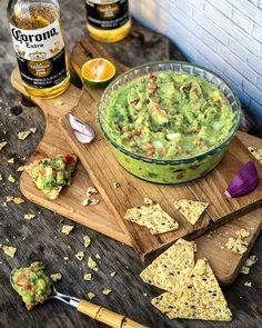 Receita de guacamole – Cookterapia