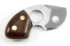 BEAVER hunting knife from Rosarms