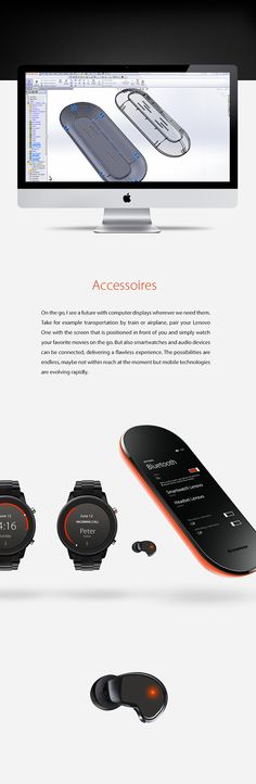 Lenovo Mobile Computing on Behance