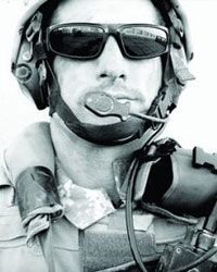 Petty Officer 2nd Class Michael A. Monsoor Medal of Honor Recipient