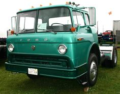 1967 Ford COE