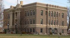 Clay County Courthouse - Clay Center, Nebraska