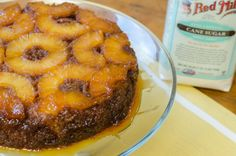 Pineapple Upsidedown Cake | Bob's Red Mill