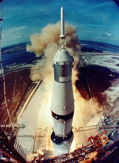 Apolo 11, 16 de julio de 1969.