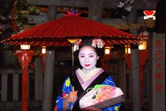 this is mamechiho, gions most popular maiko