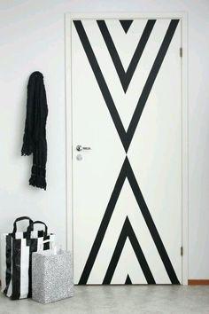 puerta triangulo