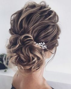 79 Beautiful Bridal Updos Wedding Hairstyles For A Romantic .- 79 Beautiful Bridal Updos Wedding Hairstyles For A Romantic Bridal – Site Today 79 Beautiful Bridal Updos Wedding Hairstyles For A Romantic Bridal – - Wedding Hair Half, Wedding Hair And Makeup, Wedding Beauty, Messy Wedding Updo, Bridal Hair Updo Elegant, Hair Styles For Wedding, Low Bun Bridal Hair, Romantic Bridal Hair, Wedding Up Do