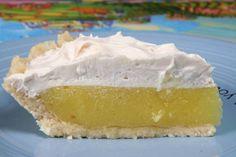 I am Amazing: Raw Lemon Meringue Pie Recipe