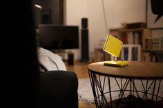 Nimbus Roxxane Fly, kabelloses Licht // cableless light, Photo: Ando Grimm