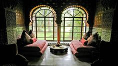 Christie's International Real Estate in Marrakesh, Marrakech represented by of Kensington Morocco. Moroccan Lounge, Moroccan Design, Islamic Society, Indian Architecture, Space Interiors, International Real Estate, Marrakesh, North Africa, Luxury Villa