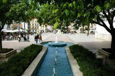 Praça do Bocage, Setúbal, Portugal