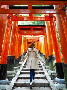 Fushimi Inari Taisha Kyoto   World of Wanderlust