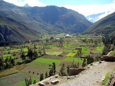 Valle sagrado de los Incas. Cuzco Perú