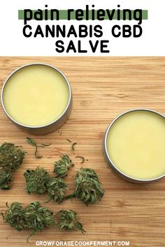 Learn how to make a cannabis CBD salve from CBD infused oil. This topical cannabis salve is highly medicinal and has many uses, including for pain. Weed Recipes, Salve Recipes, Herbal Remedies, Health Remedies, Easy Recipe To Make At Home, Lotion Recipe, Herbal Oil, Herbal Medicine, Herbalism