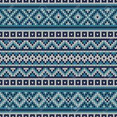 De Punto Suéter De La Vendimia Del Diseño. Fair Isle Modelo Inconsútil Ilustraciones Vectoriales, Clip Art Vectorizado Libre De Derechos. Image 37220538.