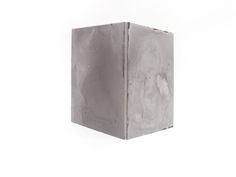 CONCRETE Book No.1 handmade from VOALA graphic design created by B.K.Spicakova