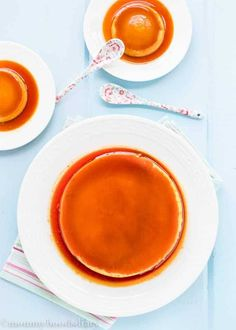 """This Venezuelan Flan """"Quesillo"""" is delicious,smooth and creamy! A melt-in-your-mouth caramel flan that is super easy to make with a few simple ingredients. For Latinos, the food is very important. I mean it's important to everybody but for us it has a special meaning. Every celebration revolves around food. My family is no exception. As I have said many times before, to [...]"""