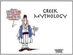 Greek Mythology, Gorrell, townhall