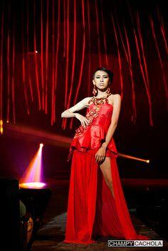 Rex Nicdao's Model: Lok Shi