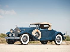 1930 Packard Speedster Eight Boattail Roadster