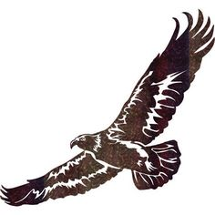 18-Inch Eagle Wall Art