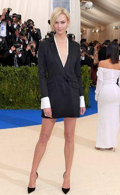 Karlie Kloss from 2017 Met Gala: Red Carpet Arrivals