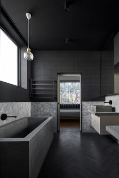 Find bathroom ideas for bathroom remodel and bathroom modern, bathroom design, bathroom vanity, bathroom inspiration and more with before and after bathrooms Read Bathroom Interior Design, Modern Interior Design, Interior Design Inspiration, Home Design, Design Ideas, Villa Design, Luxury Interior, Retail Interior, Design Hotel
