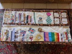 Book quilt in progress Book Quilt, Book Making, Kitchen Furniture, Quilts, Frame, Home Decor, Picture Frame, Decoration Home, Room Decor