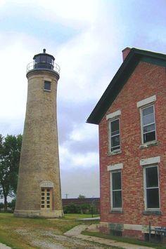 Kenosha Lighthouse - Kenosha, Wi